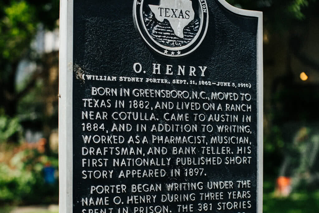 O. Henry Museum